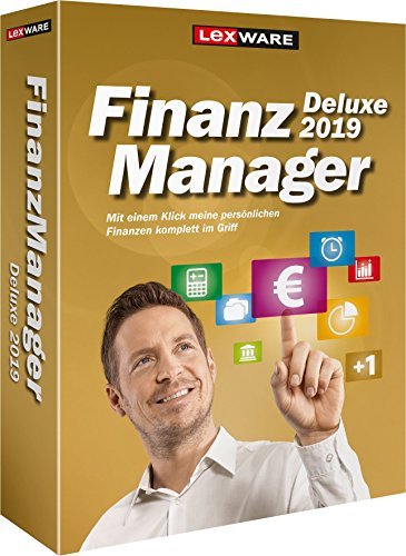 Lexware Finanz Manager Deluxe 2019