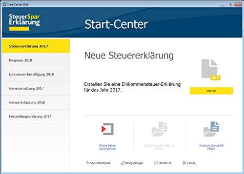 Akademische Arbeitsgemeinschaft SteuerSparErklärung 2018 I für Steuerjahr 2017 I PC Standardverpackung - 2